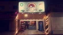 محل قهوة في اربد - الحي الشرقي - منتصف شارع ال 30 - مقابل مطعم زاخو