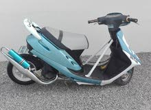 دراجه هوندا 2012بحال جيد للبيع