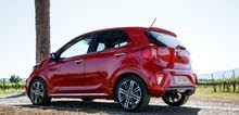 For rent 2017 Red Picanto