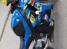 Used Suzuki motorbike made in 2008 for sale