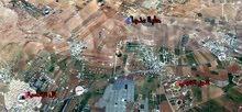 قطعة أرض مميزة في منطقة ام رمانة جنوب عمان قريبة من كومباوند الأندلسية طريق المطار للبيع