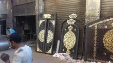 رامي القيسي0795433934لكافة اشغال الحدادة