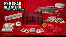 collector's box red dead redemption 2 (صندوق ريد ديد ريدمبشن2)