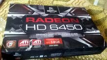 Amd radeon hd 6450 2gb up to 4gb