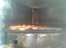 مخبز للبيع يعمل حاليا 7شوالات بأقرب من مركز صحي ومدارس خلف الببسي للستفسار0797021746