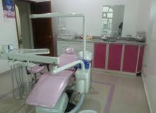 بيع عيادة  اسنان متكاملة