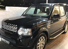 Automatic Land Rover LR4 2010