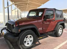 180,000 - 189,999 km Jeep Wrangler 2007 for sale