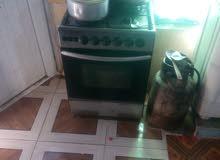 طباخ مستعمل مع قناني غاز 2