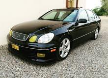 km Lexus GS 1998 for sale