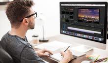 مونتير على Adobe Premiere وأبحث عن وظيفه