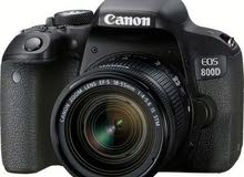 Contact the owner and own a New  DSLR Cameras