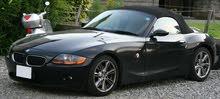 BMW Z4 للايجار