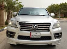 Used Lexus LX in Doha