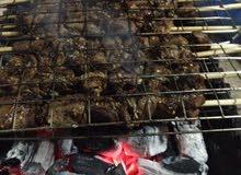 أجود وألذ مشاكيك اللحوم بكل أنواعها مع خلطة الشواء ( الصبار) في ولاية صحار
