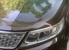 Gasoline Fuel/Power   Kia Sorento 2014