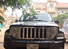 Automatic Grey Jeep 2011 for sale