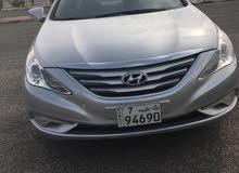 Hyundai Sonata 2015 For sale - Silver color
