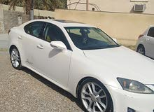 Used condition Lexus IS 2009 with 140,000 - 149,999 km mileage