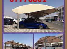 car parking shades مظلات للسيارات ومظلات جلسات
