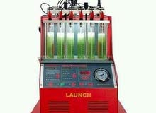 ماكينة تنظيف رشاشات