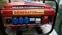 مولدات كهرباء لفه نحاس  6500w