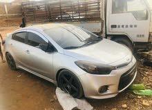 سياره للبيع جديده لنج وااارد كيا K3 موديل 2013