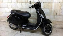 Used Vespa motorbike is up for sale