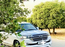 Toyota Land Cruiser 2017 for rent