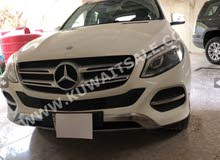 km Mercedes Benz GLE 2016 for sale