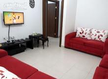 شقة مفروشة للإيجار في جبل الحسين قرب دوار المأمونية