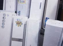 بيع مكيفات اسبلت وشباك مستعمله مع التركيب والتوصيل تواصل جوال او واتس 0505620394