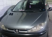 Silver Peugeot 206 2005 for sale
