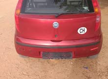 Used condition Fiat Punto 2004 with 0 km mileage