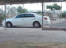 Used condition Toyota Avalon 2008 with +200,000 km mileage