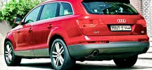 For sale 2007 Maroon Q7