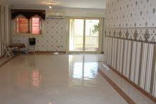 شقة 190م الدور الثالث علي الشارع الرئيسي بالسيوف 01026788144