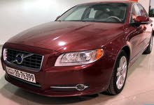 Maroon Volvo S80 2012 for sale