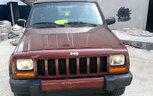 Jeep Cherokee car for sale 1996 in Tripoli city
