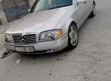 Manual Silver Mercedes Benz 1995 for sale