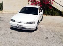 Hyundai Accent car for sale 1995 in Zarqa city
