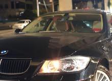 BMW 320 2007 For sale - Black color