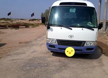 Blue Toyota Coaster 2009 for sale
