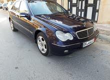 Mercedes Benz C 300 car for sale 2001 in Zawiya city