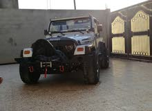 Available for sale! +200,000 km mileage Jeep Wrangler 2002