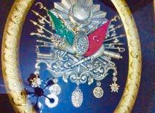 شعار الدولة العثمانية للبيع