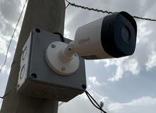 سيتم كامرات ACCU VISION دقه 1080p اربع كاميرات 4m