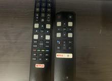 للبيع تلفزيون مع ضمان 2 سنتين