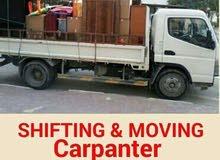 moving shifting carpntar
