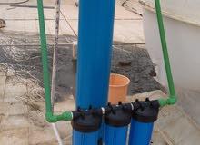 اجهزة تنقية وتحليه وتبريد مياه المنزل